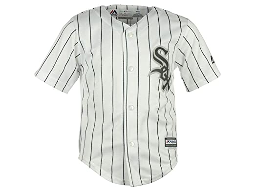 newest collection b5c66 24085 Amazon.com: Majestic Toddler MLB Chicago White Sox Baseball ...