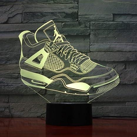 Ragazzi Ragazze Scarpe Sportive LED Con Luci Scarpe 7 Colori