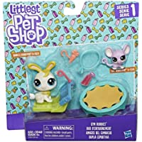 Hasbro Littlest Pet Shop Miniş Mini Oyun Seti - Spor Salonu Eğlencesi