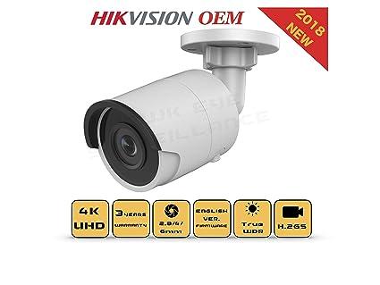 Amazon com : 4K PoE Security IP Camera - Compatible as