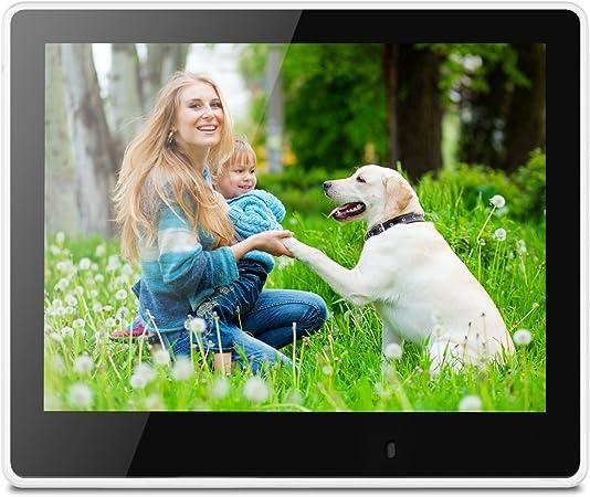 Viewsonic Vfm820 50 Digitaler Bilderrahmen 20 3 Cm Elektronik