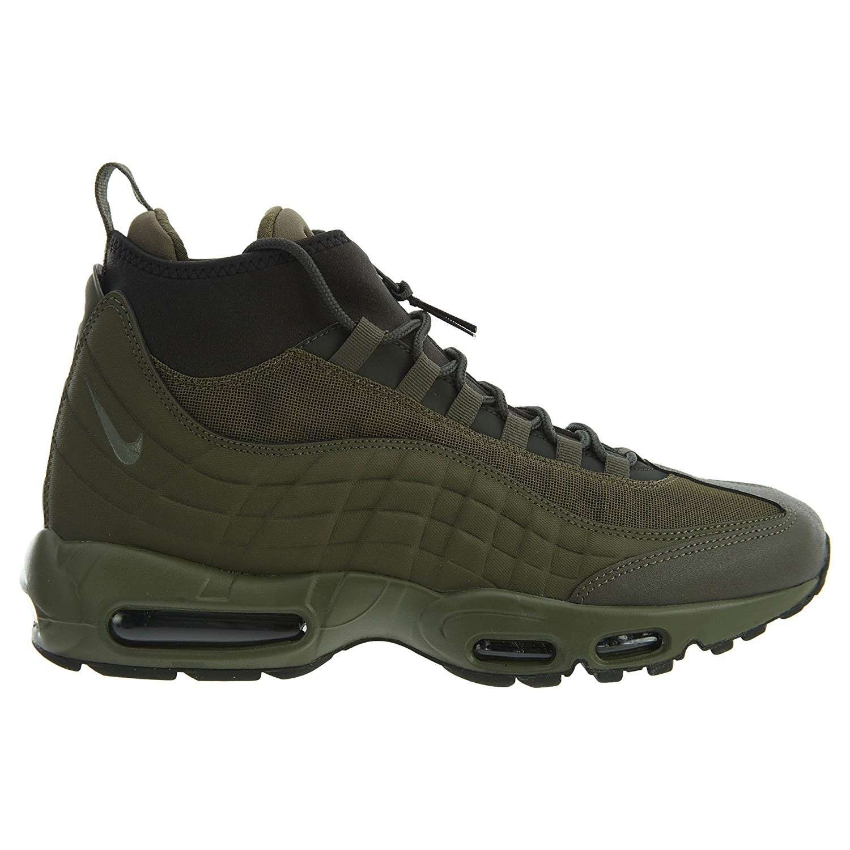 promo code 77ef0 cfba1 Amazon.com   NIKE Men s Air Max 95 Sneakerboot Boot   Road Running