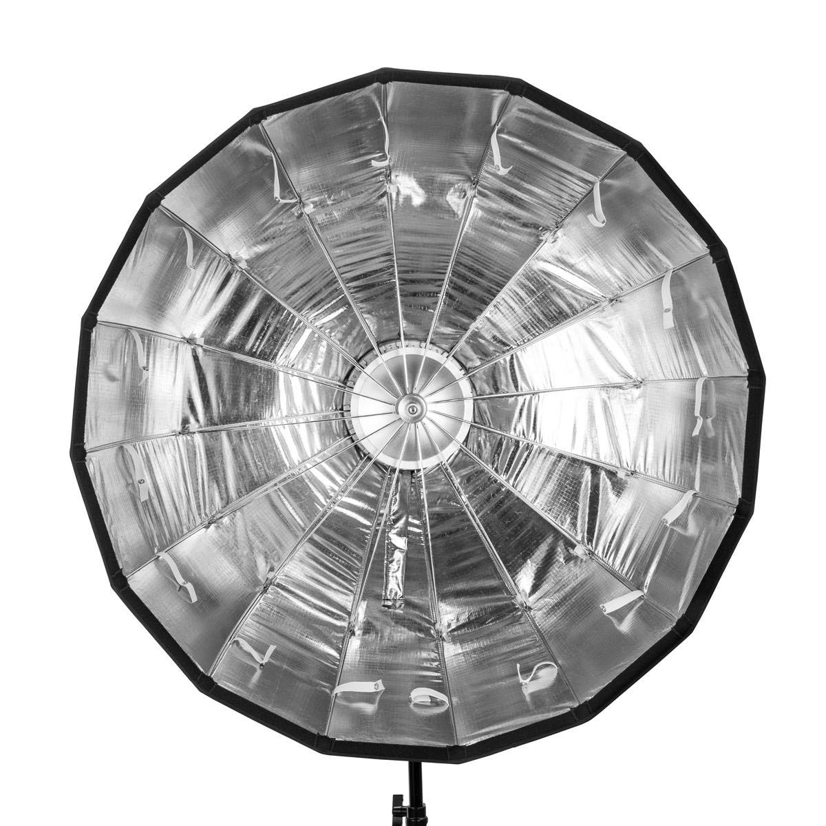 Glow EZ Lock Collapsible Silver Beauty Dish (34'') by Glow (Image #6)