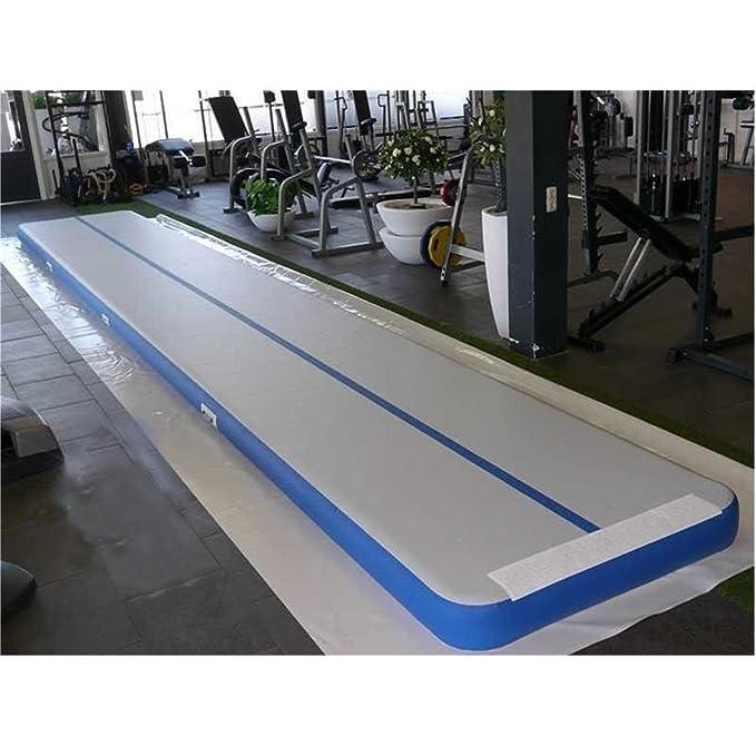 Amazon.com: Hinchable Colchoneta de gimnasia (Air Tumbling ...