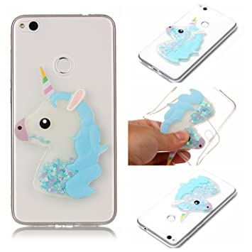coque huawei p8 lite silicone paillettes