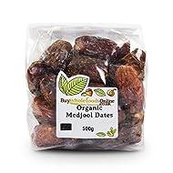 Organic Medjool Dates 500g
