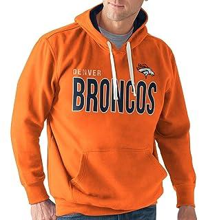Lovely Denver Broncos Menu0027s Long Sleeve All Star Hoodie / Hooded Sweatshirt