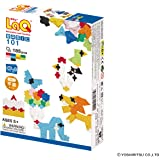 LaQ Basic 101 - 46 Models, 185 Pieces - Creative Construction Toy