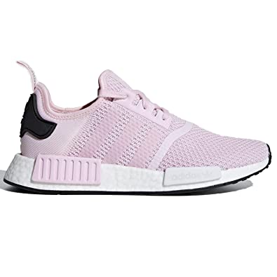 check out 2281a d7775 adidas Originals NMDR1 Womens Shoes Crystal WhiteWhiteReal Lilac b37645  (5 B