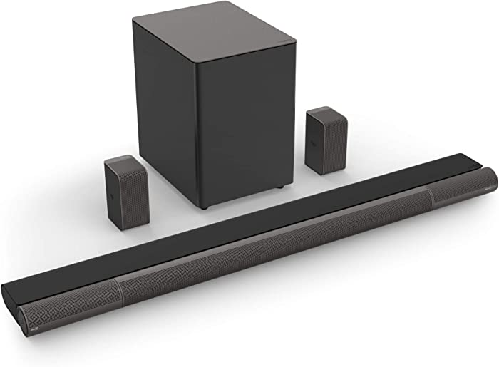 VIZIO Elevate 5.1.4 Home Theater Sound Bar with Dolby Atmos and DTS:X (P514a-H6)