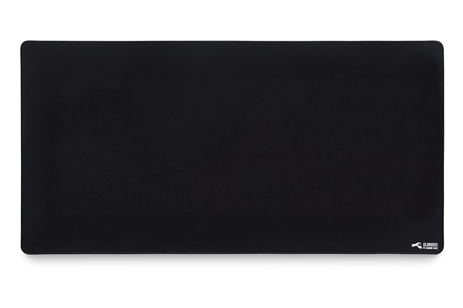 419d22d2b94 Amazon.com : Glorious XXL Extended Gaming Mouse Mat/Pad - Large, Wide  (XLarge) Black Cloth Mousepad, Stitched Edges | 36x18
