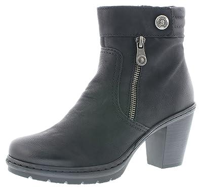 Rieker Damen Stiefelette Y1553,Frauen Stiefel,Boot uv36L