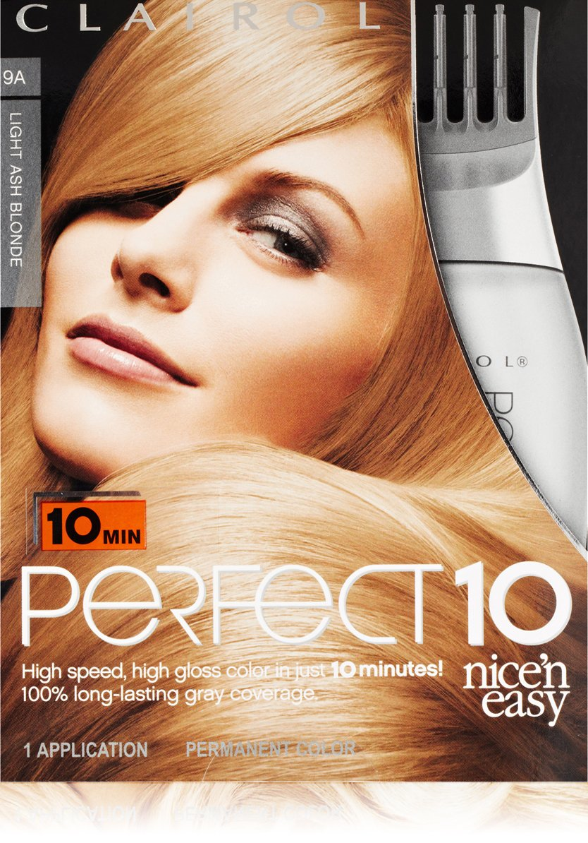 Amazon Clairol Perfect 10 By Nice N Easy Hair Color 009a