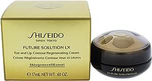 Shiseido Future Solution LX Eye and Lip Contour Regenerating Cream for Unisex - 0.61 oz., 158.76 g