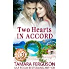 TWO HEARTS IN ACCORD (Two Hearts Wounded Warrior Romance Book 7)