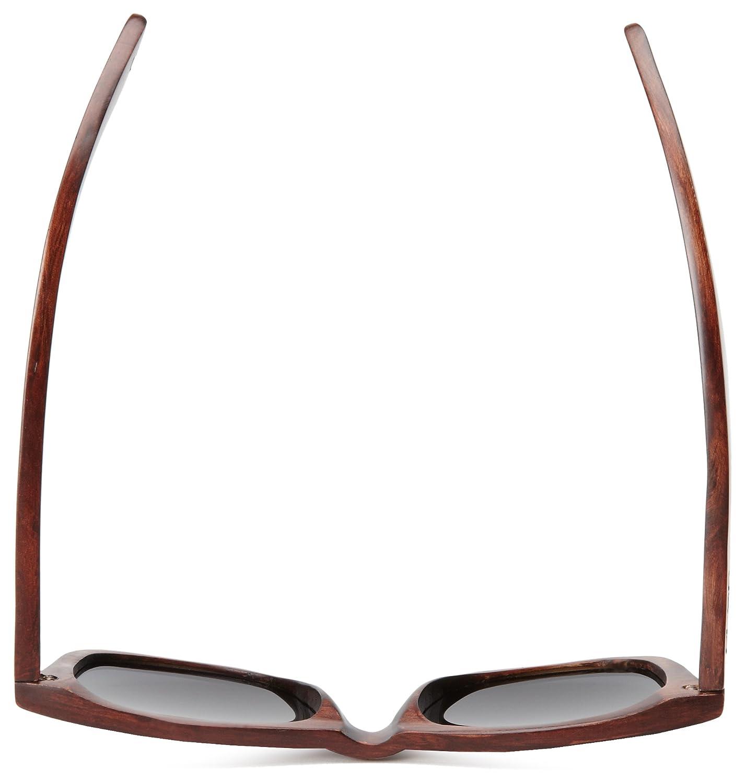 b0215fe4ce Proof ONTMHGPOL Ontario Mahogany Polarized Sunglasses  Amazon.co.uk   Clothing