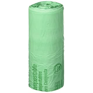 "BioBag 13 Gallon Compostable Liners (280 Bags per Case), 22"" x 29"""