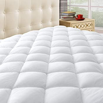 Taupiri 8-21 Inches Deep Quilted Mattress Pad