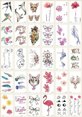 Tatuaje temporal para adultos Hombres Mujeres Niños (Traje ...