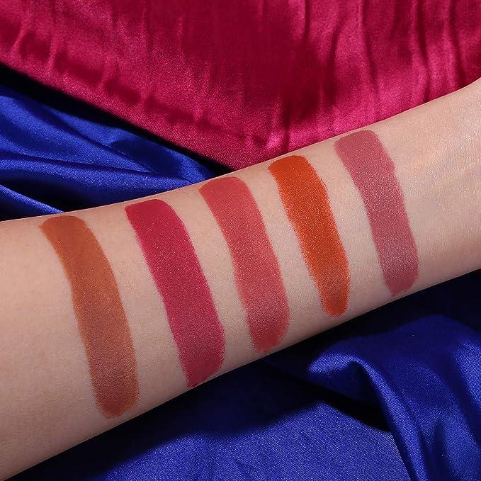 barra de la color vino barra de la coral barra de la deliplus barra de la efecto tatuaje barra de la hidratante barra de la lila barra de la liquida mate barra