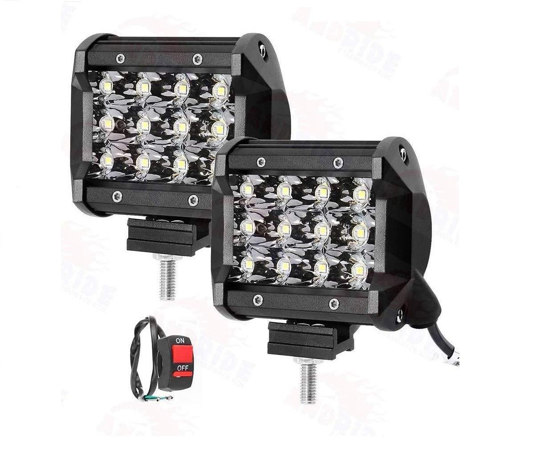 Andride Universal Fitting 12 LED Fog Light
