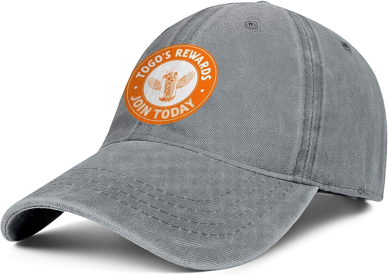 chenhou Unisex Togos-Logo Hat Adjustable Fitted Dad Baseball Cap Trucker Hat Cowboy Hat