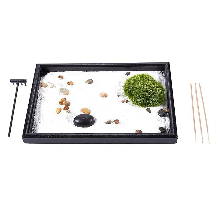 Top 10 Tabletop Zen Garden