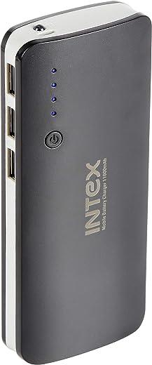 Intex IT-PB11K 11000mAH Power Bank (Black)