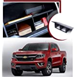 YEE PIN Glove Compartment Box Organizer Armrest Box Interval Storage Insert Divider Fit for 2015 2016 2017 2018 2019…