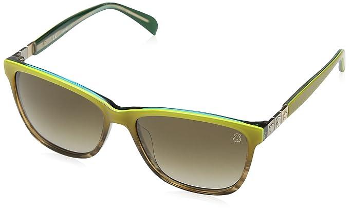 Tous STO902-550AGV Gafas de sol, Brown/Grey, 55 para Mujer ...