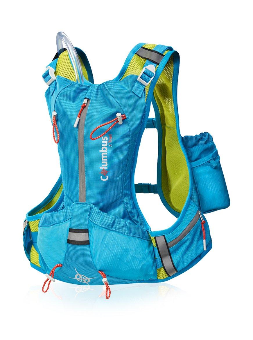 Unbekannt Columbus Vann 4 incl deposito 1,5 l One Size Blau//Gelb Neon Matrazte
