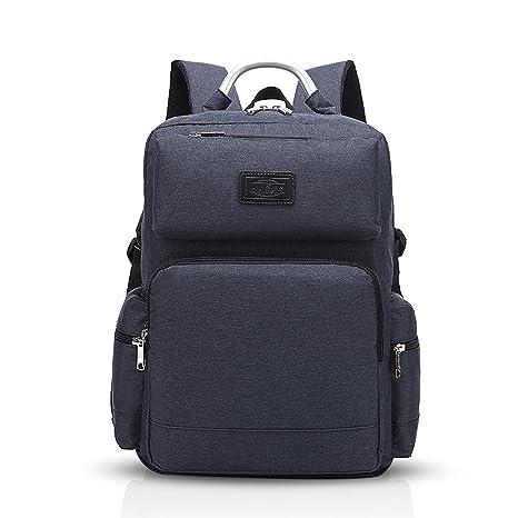 Mujer Trabajo Viaje Montañismo Fandare Hombre Pulgada 6 Impermeable Portátil Mochila Backpack Ordenador De 15 Handbag gYYRn7Oqw