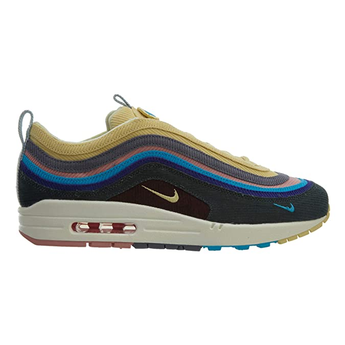 quality design 7a577 5e503 Amazon.com   Nike Air Max 1 97 Sean Wotherspoon (Extra Lace Set Only)    Fashion Sneakers