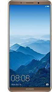 Huawei Mate 10 Pro Dual SIM - 128GB, 6GB RAM, 4G LTE, Mocha Brown