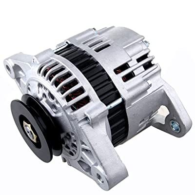 Alternators SCITOO 13778 for Nissan Frontier 1998-2004 Xterra 2000-2004 2.4L CW IR IF V1 70A AHI0062: Automotive