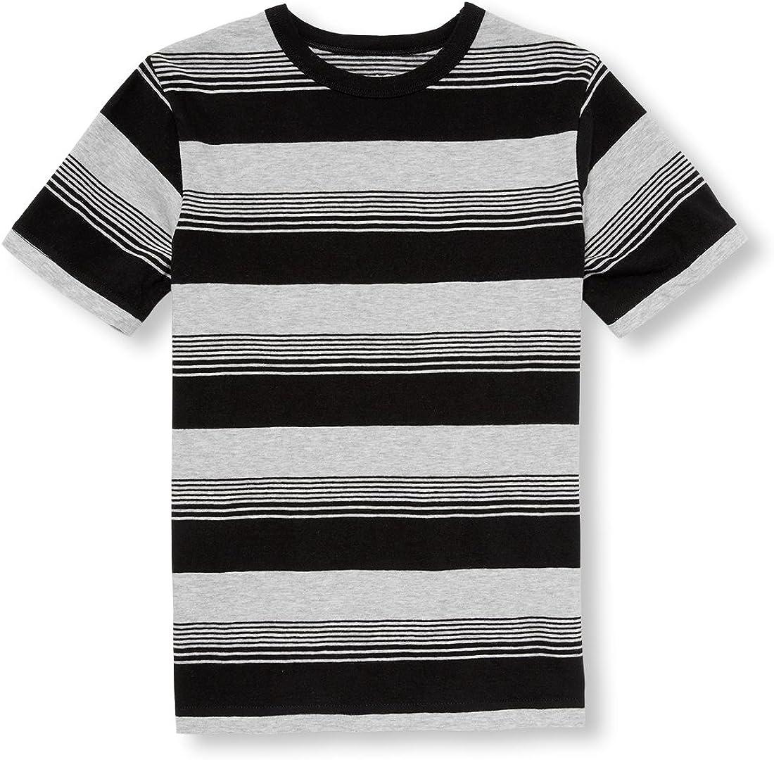The Childrens Place Big Boys Short Sleeve Fashion T-Shirt