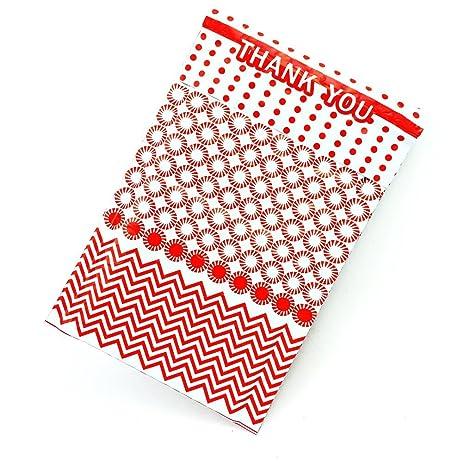 amazon com sarira c 4x8 red geometric pattern bubble maiers bags