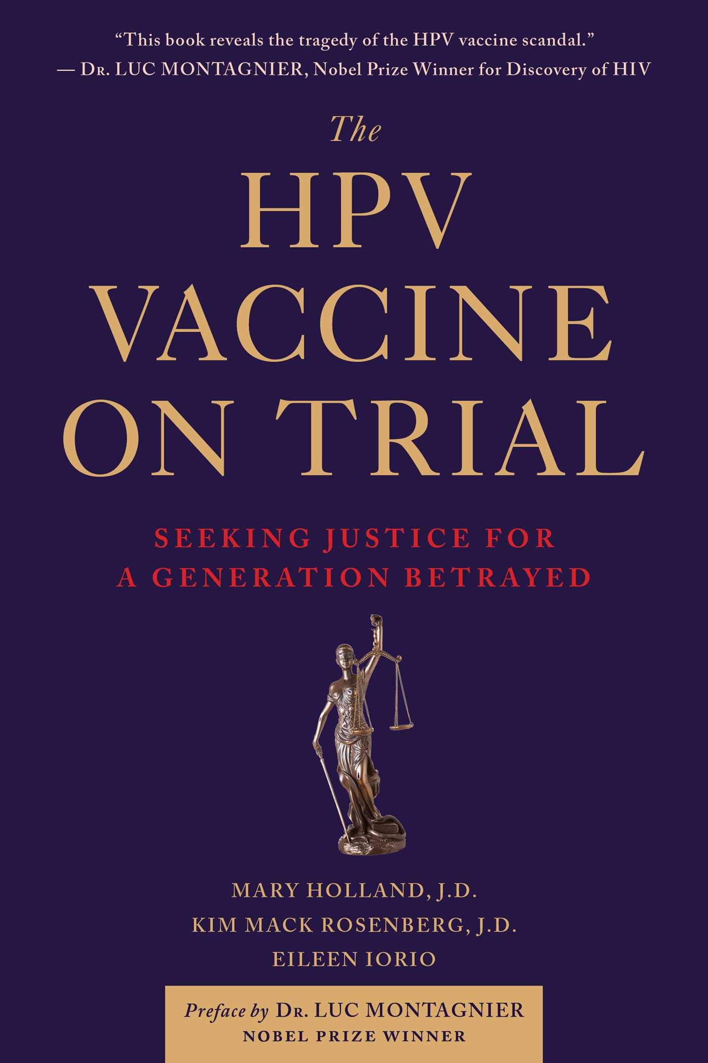 Read This Truth About Vaccines >> Amazon Com The Hpv Vaccine On Trial Seeking Justice For A