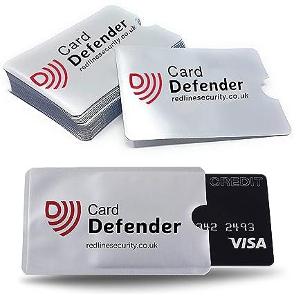 Los Defensores De Los 10 x tarjeta - Alta calidad bloqueo ...