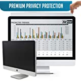 "21.5 Inch Privacy Screen Filter for Widescreen Computer Monitor & iMac 21.5"" (16:9 Aspect Ratio) Best Anti Glare Protector Film for data confidentiality - compare to 3M (21.5W9) - CHECK SIZE CAREFULLY"