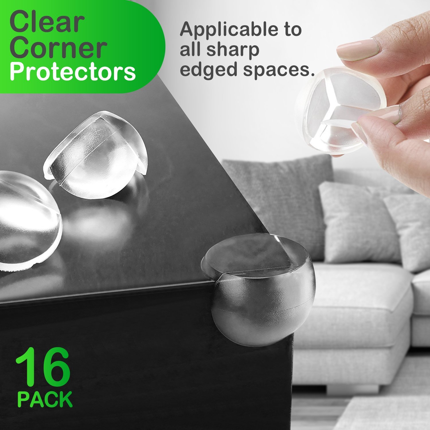 Baby Proofing 43 Pcs Cabinet Locks Child Safety 8