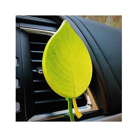 Amazon.com: Cargador inalámbrico de coche Smart Leaves forma ...