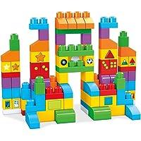 Mega FVJ49 - Mega Bloks Let's Get Learning! Leksetet med 150 delar