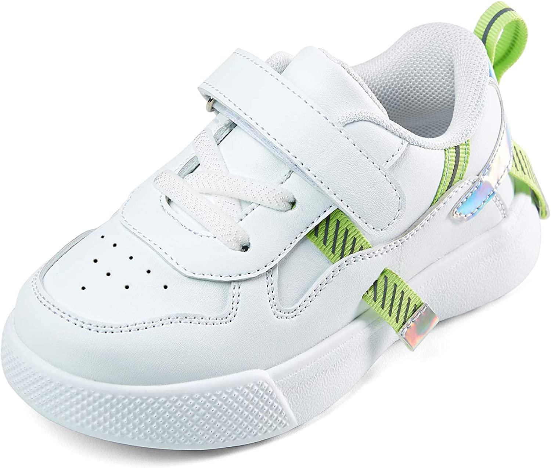 Children/'s Boys Girls Athletic Outdoor Running Shoes Non-slip Tennis Sneakers