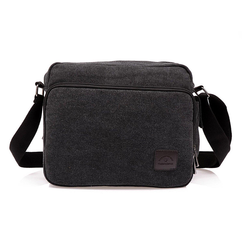 c5be7bd560b hot sale 2017 NOTAG Messenger bag Vintage Casual Canvas Shoulder Bag  Crossbody Bag with Adjustable Strap