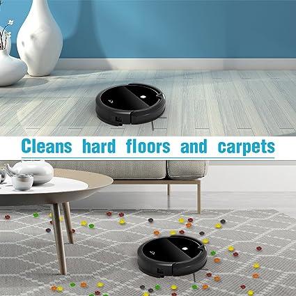 Robot Vacuum Cleaner Mop IMASS A3 VBL