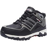 Botas de Seguridad Hombres, LM-316 Zapatos de Trabajo
