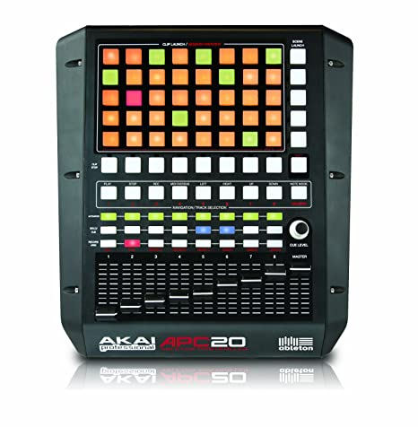 Akai APC20 Compact Professional Performance Ableton controlador (USB 2.0)