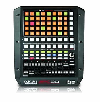 Akai APC20 Compact Professional Performance Ableton controlador (USB 2.0): Amazon.es: Instrumentos musicales