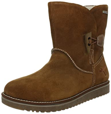 Tamaris ACTIVE Ankle Boots Womens Brown Braun (MUSCAT 311) Size  7 ... 3ad30664ec
